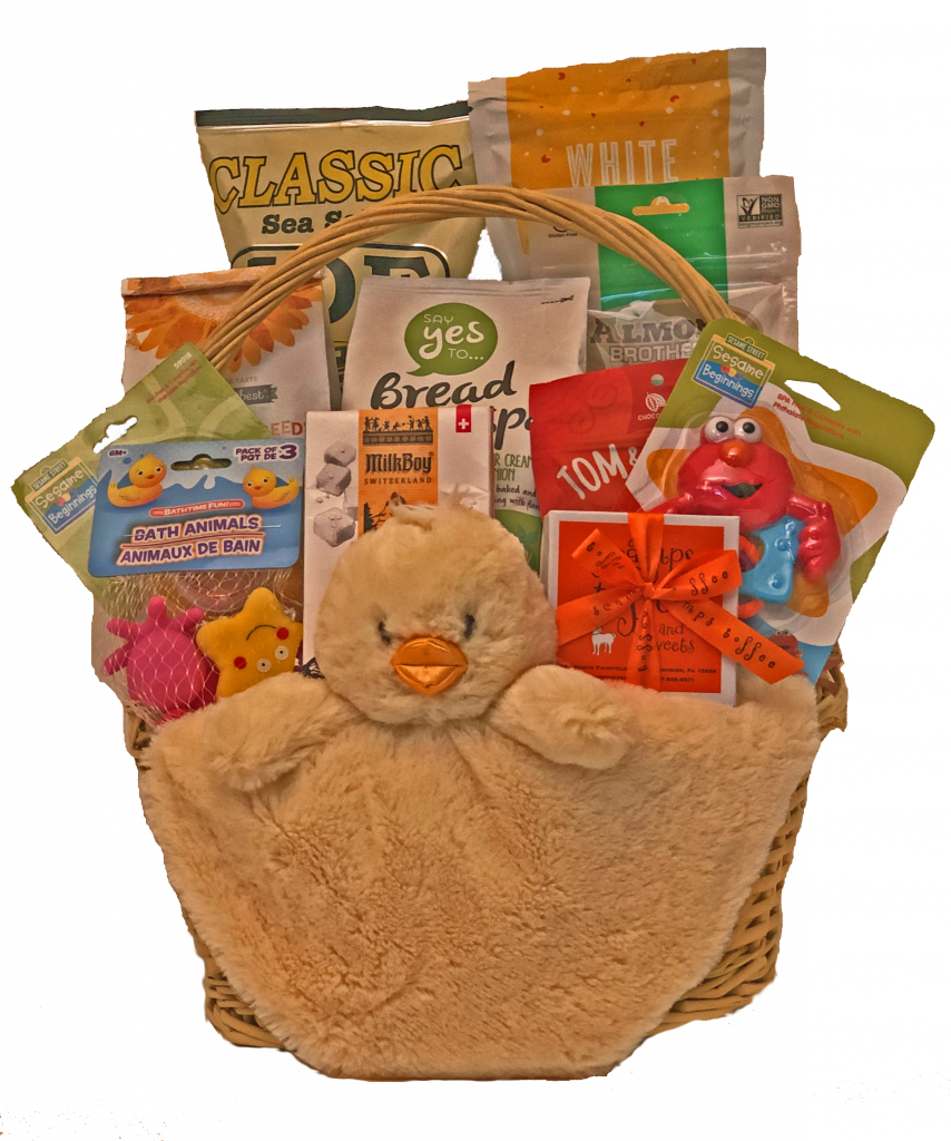Home / Gift Baskets / Gift Baskets without Wine / Welcome the Baby